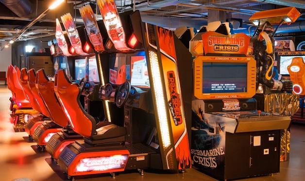 Игровые аппараты для парка игровые автоматы система