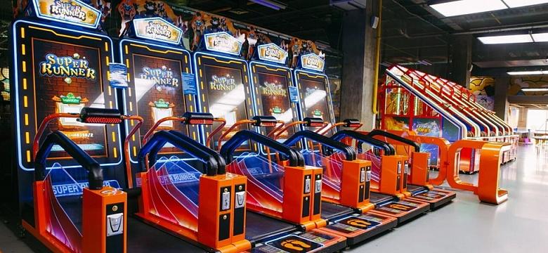 Автоматы для игровых центров игровые автоматы с выводом реальных денег на карту без вложений