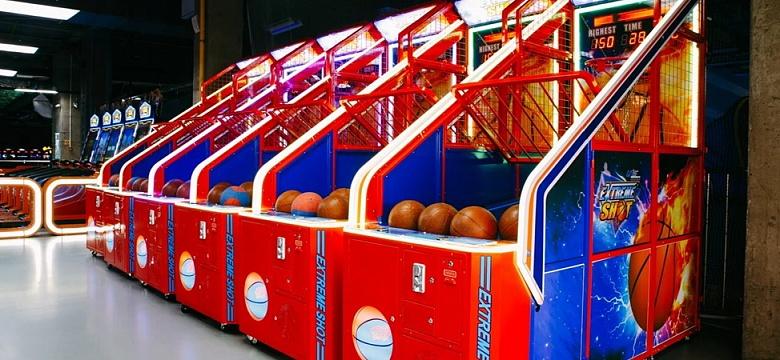парк с игровыми автоматами спб